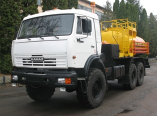 Trucks for transportation of aggressive liquids