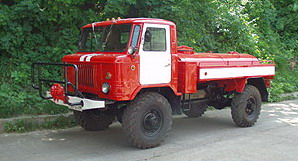 Equipment for fighting forest fires