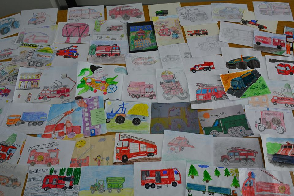 Children S Drawing Competition Pozhmashina